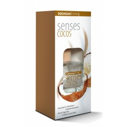 200ml Raumduft senses COCOS